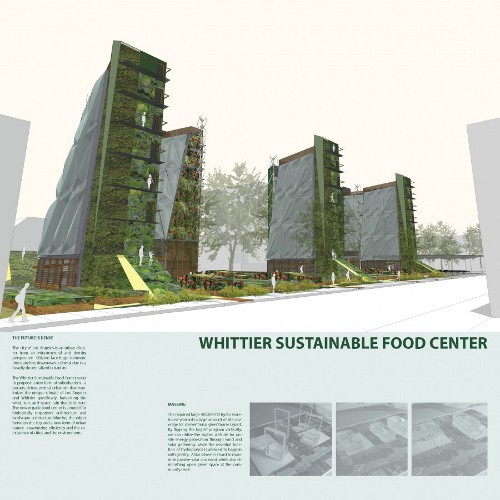 Hydro Towers 1 Whittier Organic Food Center Towers Flip Greenhouses Vertically
