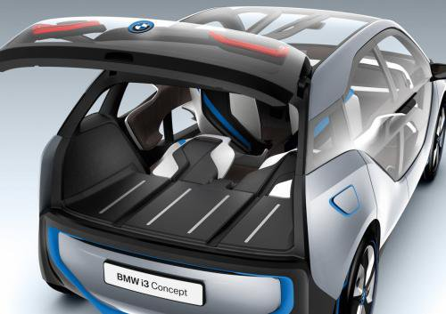 bmw13 1 BMW i3 Electric Car Getting Ready; Europe to Get it for €43,000