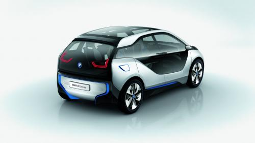 bmw13 2 BMW i3 Electric Car Getting Ready; Europe to Get it for €43,000