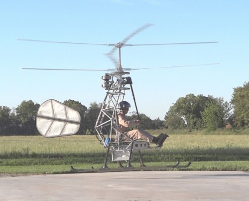 manned electric helicopter 1 First Ever Manned Electric Helicopter Takes Off