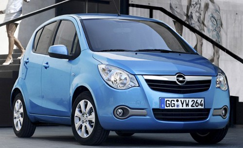 opelmodel Opel Entry Level Junior Minicar Pure Plug In Version Cancelled