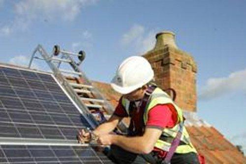 solarpanel Solar Energy to Go Cheaper than Coal by End of Decade
