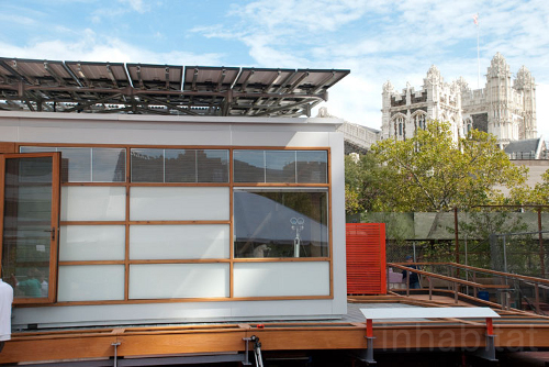 solarroofpod2 Solar RoofPod Made by Students Could Help Snip NYC Carbon Foot Print