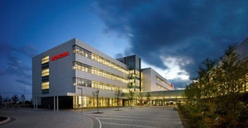 Honda leads all automakers with 11 LEED certified sites in North America 1 Honda Leads Green Race with 11 Certified Green Buildings