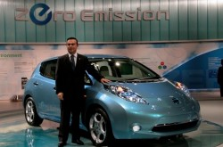 Nissan we'll sell 1.5 million zero-emission vehicles by 2016