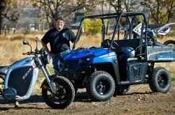 Polaris bets big on Brammo 1