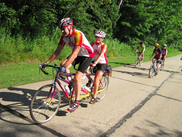 Wisconsin town considering limits on walking biking 1 Din Against Clipping Green Wings