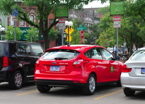 ford zipcar 1280 4 Zipcar Expands to 36 Colleges and Federal Govt Entities