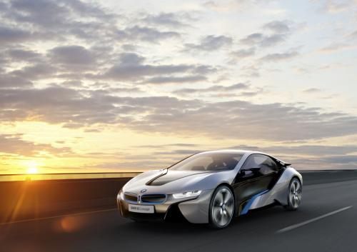 BMWi8concept BMW Lining Up Mobile Sales Force; Aims at i Brand Success