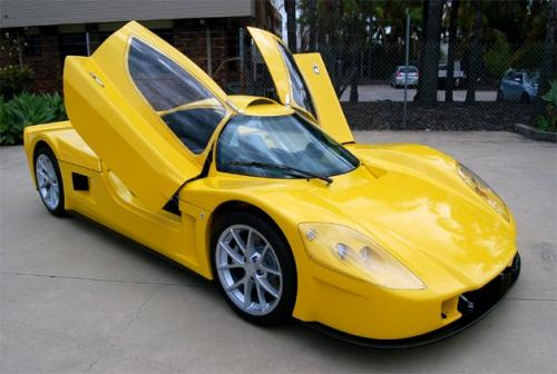 Varley evR450 Varley evR450, First Aussie Electric Supercar, to Hit Roads by Early 2012