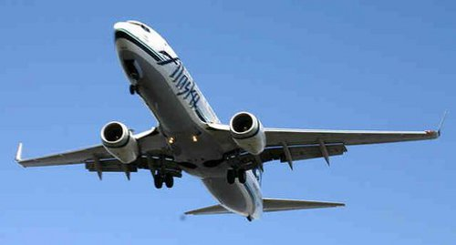 alaskaair Cooking Oil Powered Flights Take Off