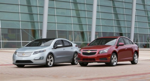 cruzeplugin Chevrolet Cruze Plug In Hybrid in the Offing