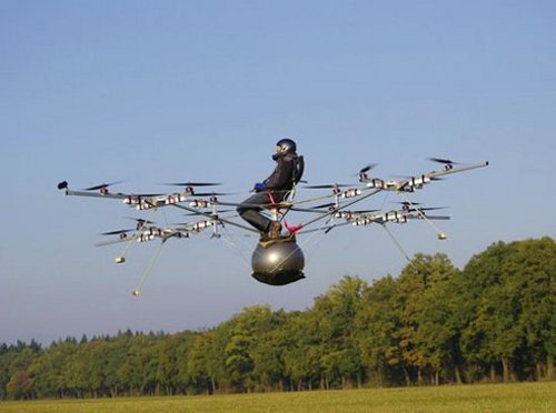e volo mulitcopter1.jpg. E volo All Electric, Manned Copter Makes First Flight [Video]
