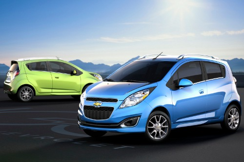 CHEVROLET SPARK 1 Chevrolet Spark EV to Use Lithium Phosphate Battery Tech from 2013