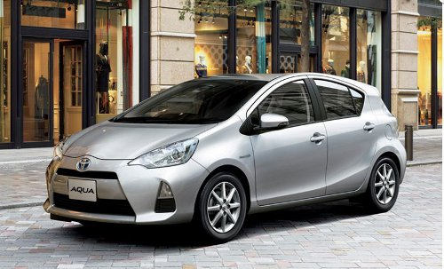 toyotaaqua Toyota Aqua to Conquer Japan with Over 60000 Initial Booking Orders