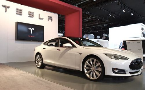 Tesla in final stages of Model S prep; readying Supercharger network for road ...