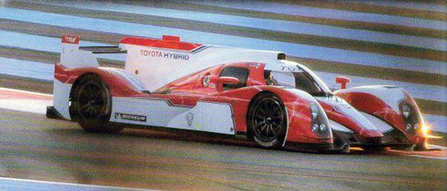 LMP Segment to Get Pumped Up with Toyota Cars Rolling In