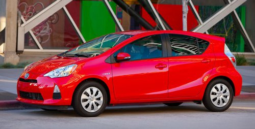 2012 prius c Toyota Prius C Could Be Yours for Just Under $20k