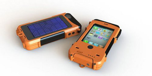 aquak tek s Apple iPhone Gets a Green and Tough Outdoor Accessory from Snow Lizard