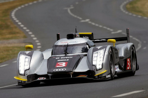 audi r18 lemans 80th Le Mans will see Hybrid Drives from Audi
