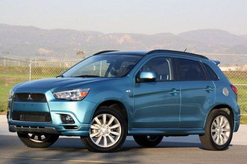 mitsubishioutlander Mitsubishi Outlander Battery Electric Crossover to Roll Out in March 2013
