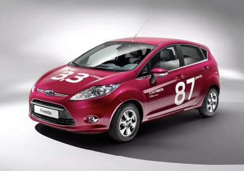 Ford Bid Goodbye to Gasoline Stations; Get a Ford ECOnetic