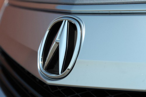 acura emblem ACURA RL is Now RLX; Adds State of the Art Technologies