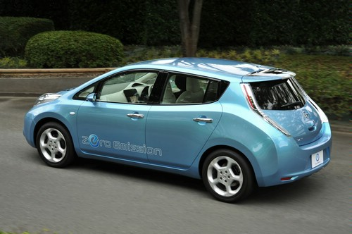Next generation Nissan Leaf New Version to be Cheaper and Better