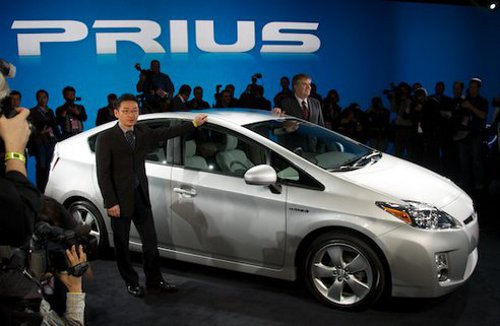 Prius Toyota Prius and Chevy Volt in High Demand as Buyers Go for Fuel Efficient Cars