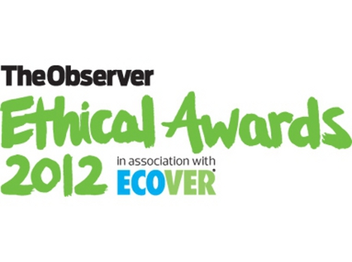 EthicalAwards The Observer Ethical Awards 2012 Shortlist Announced