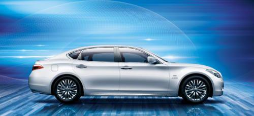 Infiniti Infiniti M LWB Showcased at Beijing; Sales to Start in June