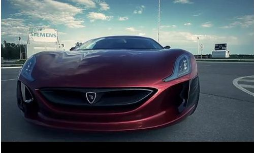 Rimac 1 Rimac Concept One is one Charmer of an EV [Video]
