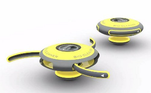 Roomba Like New Robot Cleaner Concept Could Clean Up Oil Spill