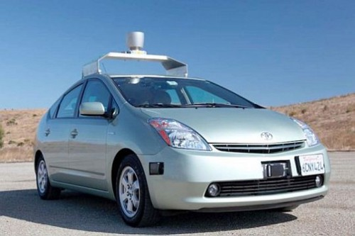 State Of Nevada License Issued for First Ever Autonomous Car