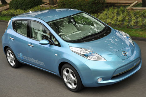 nissan Nissan Lines Up More New Electric Cars Models