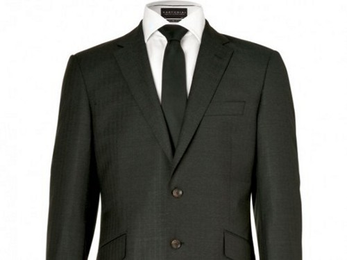 Marks Spencer1 Marks & Spencer Stitches A Sustainable Suit with Organic & Recycled Materials