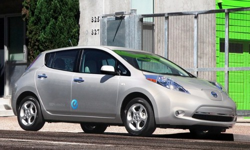 Nissan Nissan Leaf Holds 95 Percent of its Value Even After a Year