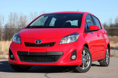 Toyota yaris 628 Toyota to Manufacture Yaris for US in European facility