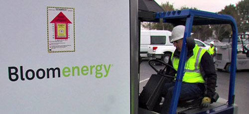 bloomenergy1 eBay Partners Bloom Energy to Install 6 MW Fuel Cell in Utah