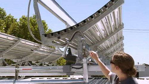 milksolar San Francisco Dairy Takes on Solar Cogeneration