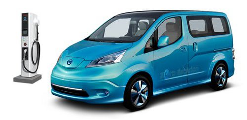 nissan FedEx to Test Nissan e NV200, May Include in its Fleet