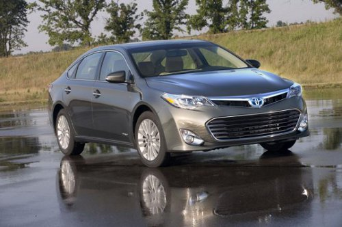 toyota2 Toyota Avalon Comes with 268hpV6 and Hybrid Engines