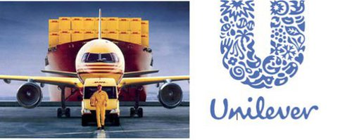 DH AND UNILEVER DHL and Unilever Join Hands to Cut Down Emissions