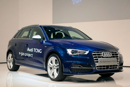 audi Audi 2013 A3 Hatchback Revealed Ahead of Paris Show