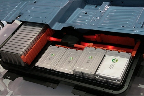 battery Simbol Looks to Extract Lithium from Saltwater