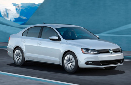 jetta1 2013 Volkswagen Jetta Hybrid Pricing Details Out