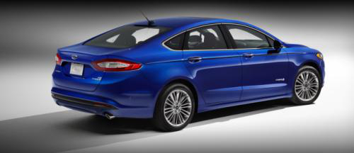 hybrid1 Ford Hybrid EV+ Feature Studies Most Frequented Routes