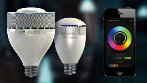 ilumi1  iLumi Intelligent LED Light Bulbs Run for 20 Years