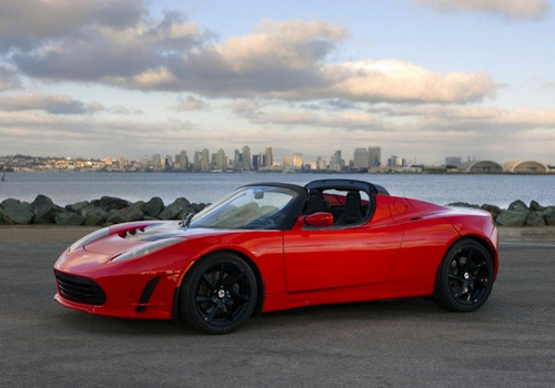 roadster1 Tesla Model R to Drive in by 2013