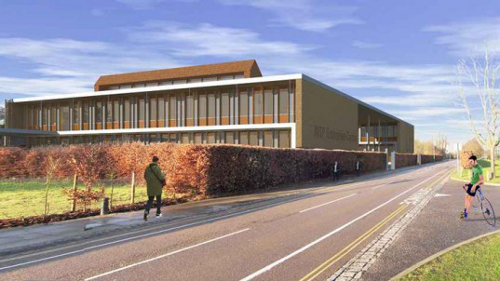 building1 UK Eyes Greenest Future with Low Carbon Norwich Research Park